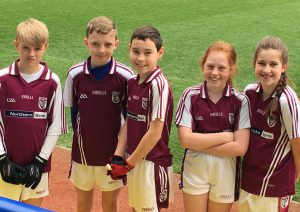 U12s at Croke Park Activity Day