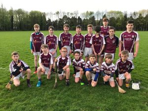 Good win for U14 hurlers