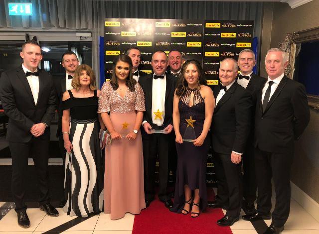 Bredagh GAC win Gaelic Life Club of the year Award