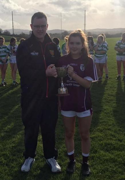 U16 Ladies win Championship Final