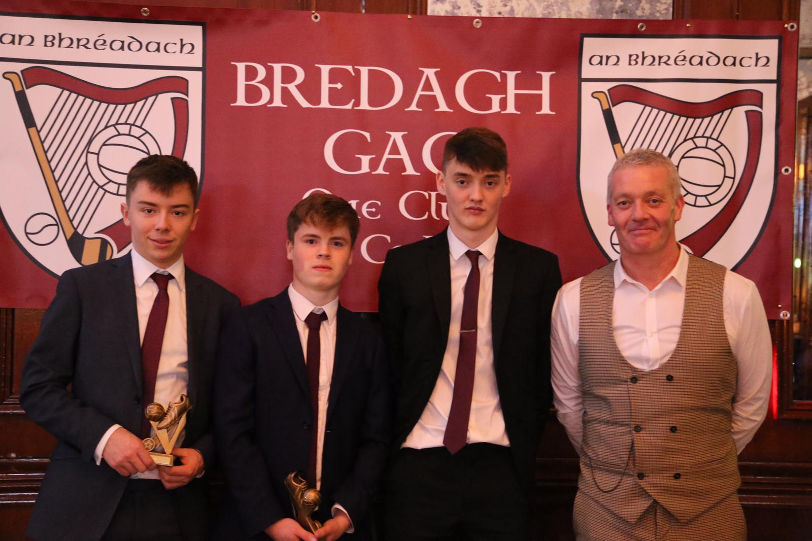 Senior and Minor Awards Night 2019