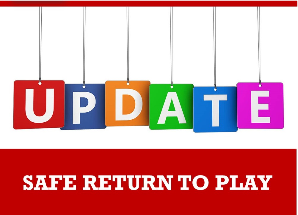 Safe return to play